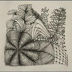 (aaspforswestin) Tags: ink pattern drawing zentangles