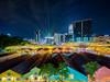Part Of Me (t3cnica) Tags: city longexposure urban architecture landscapes intense singapore downtown glow central cityscapes financialdistrict urbanexploration laser lightshow dri nightscapes mbs clarkequay marinabay dynamicrangeincrease exposureblending digitalblending singaporeflyer marinabaysands