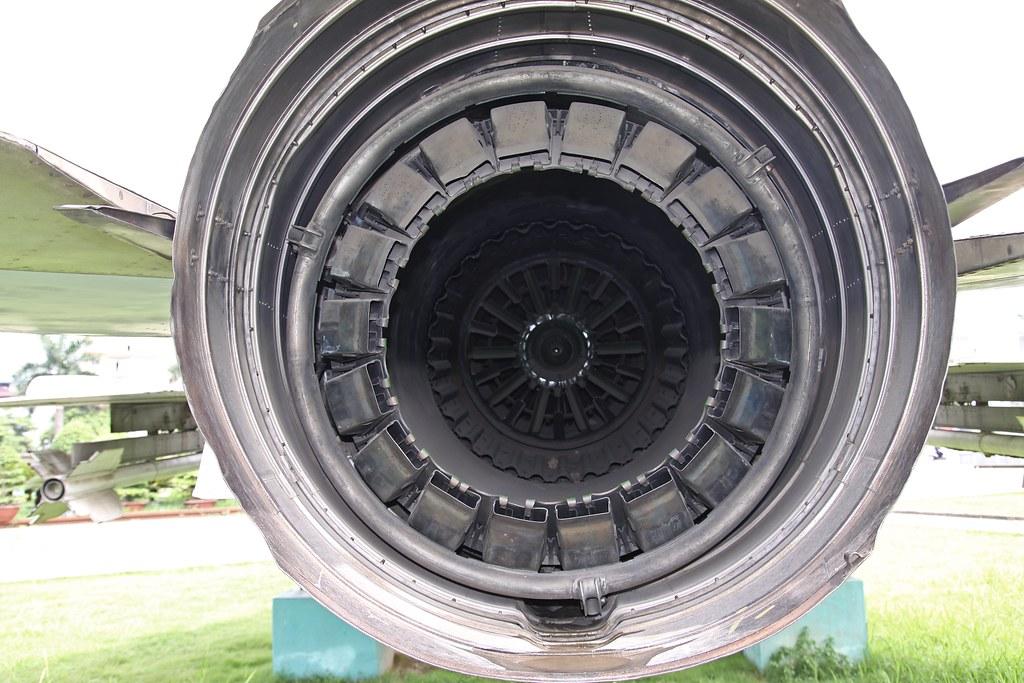 Výsledek obrázku pro Mig-21 MF exhaust