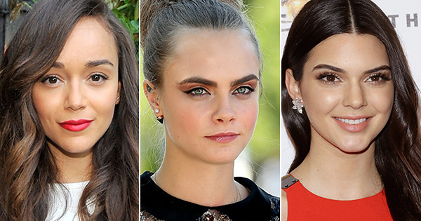 The Best Celebrity Bridal Beauty Looks of the Week