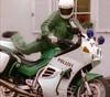 1993 MuZ Skorpion Police - The Motorcycle Cops