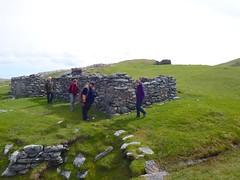 Lodges (nz_willowherb) Tags: summer history truck see scotland tour visit factor shetland activities stonehouses fishingstation northmavine to fethaland go farhaaf