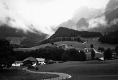 2014-07-30 [0.22] Ramsau (Reinoud Kaasschieter) Tags: white black alps monochrome germany bayern deutschland bavaria alpen zwart wit weiss schwarz duitsland ramsau beieren