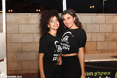 IMG_2834 (Streamer -  ) Tags: old people music beach night marina fun israel stage  pablo young teen shows whit streamer rozenberg preformers         parnas   ashqelon askelon