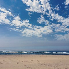 Florence. (emilypallack) Tags: sky beach clouds oregon florence 2015