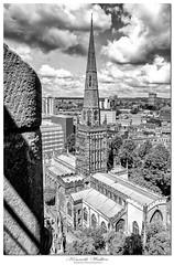 Holy Trinity Church! (BearPaw Photographics) Tags: church architecture cityscape medieval spire coventry holytrinity