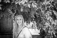 Pre Lachaise Cemetery in Paris (_gate_) Tags: city trip light portrait urban friedhof white holiday black paris france green tower art girl beautiful cemetery june juni forest photography photo nikon frankreich day bokeh exploring urlaub 14 sigma eiffel blond lachaise pre 30mm 2015 parisianlife d5300