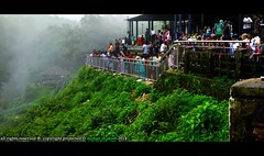 witnessing the natures wonder jog falls in monsoon (mohan mukesh) Tags: road india waterfalls monsoon karnataka jog vally bhadra jogfalls tunga sharavathi malenadu chikamagalur westernghat shivamogga shimogga