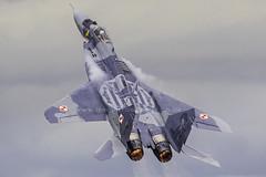 Polish Air Force MiG-29, Royal International Air Tattoo RIAT 2015, RAF Fairford
