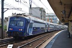 SNCF Transilien (Will Swain) Tags: travel paris malakoff france train de french europe gare transport july rail railway des 9th montparnasse railways franais socit parisian fer nationale 2015 chemins vanver