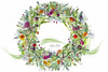 Festive Flora (Jacky Parker Floral Art) Tags: wreath decoration door xmas2016 christmas festive fern foliage berries red seedpods seedheads floralart beautyinnature whitebackground highkey nopeople freshness fragility decorative winter december flowerphotography stilllife fineart leaves colourful uk