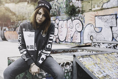 Eleonora_11 (Fabio Zenoardo Photography) Tags: yurikotiger yuriko tiger fabio zenoardo fabiozenoardo fineart fine art artistic photo photography photographer wwwfabiozenoardophotography model pro professional portrait portraiture ritratto outdoor street skate skatepark murales graffiti fashion glam glamour mode moda top dark beauty beautyful beautiful mag magazine light pretty eyes girl woman lady emotive emotion emotional expressive expression canon 5d mkiii 5dmkiii people choice flickr bokeh len action photoshop tutorial best italian japan asian japanese idol vsco