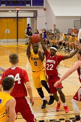 Men's Basketball 2016 - 2017 (Knox College) Tags: knoxcollege prairiefire men college basketball monmouth athletics sports indoor team basketballmen201736345