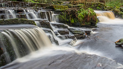 2017-01-17 Rivelin-7415.jpg (Elf Call) Tags: nikon rivelin river yorkshire water stream 18105 sheffield steppingstones waterfall d7200 blurred