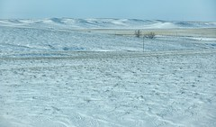 winter snow dunes... (Alvin Harp) Tags: southdakota winteryscene desolation barrenlandscape snow mountains sonyilce7rm2 fe24240mm december 2016 alvinharp