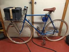 Cycle Lejeune 1970 (GBrAperture) Tags: cycles lejeune stronglight simplex mavic redcycling reynold531 basilportland zefalchristophe