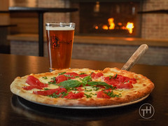 Brew (2 of 1) (TrheberlingProductions) Tags: food chicagofoodphotography foodphotography sonya99 sonydslr sony pizza fireplace fire shrimp italian props schaumburgphotography chicago photo