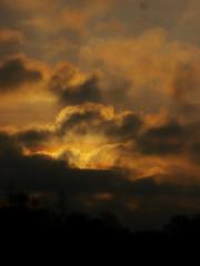 clouds (Darek Drapala) Tags: clouds dark day sun sunset sunshine color nature panasonic panasonicg5 sky skyskape
