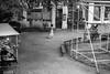 Feria del Libro, Arte y Artesanía-1985 (walguin) Tags: rojo feriadellibroartesaníaygrabados 1985 montevideo uruguay cultura artesanos grabados casonadecampell
