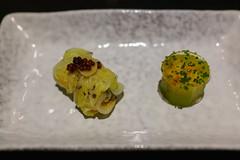 Meta, Singapore (Premshree Pillai) Tags: singapore singaporesep16 meta restaurant dinner dinnerforone tastingmenu food modernkorean