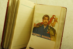 Xian 2014 (seaside traveller) Tags: old journal private china traveling xian maoism mao zedong