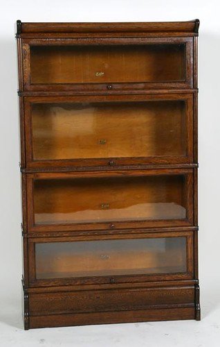 Oak Stack Book Case ($588.00)