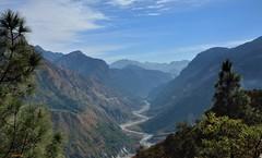 Ramganga valley, Uttarakhand, India (draskd) Tags: ramgangavalley ramgangariver munsiari munsiary waytomunsiari uttarakhand uttaranchal india valley draskd nikond7100 munsiyari