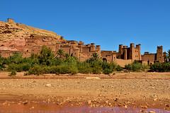 Great films have been shot here (T Ξ Ξ J Ξ) Tags: morocco aitbenhaddou d750 nikkor teeje nikon2470mmf28 mud brick clay