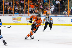 "Missouri Mavericks vs. Wichita Thunder, February 4, 2017, Silverstein Eye Centers Arena, Independence, Missouri.  Photo: John Howe / Howe Creative Photography • <a style=""font-size:0.8em;"" href=""http://www.flickr.com/photos/134016632@N02/32599598382/"" target=""_blank"">View on Flickr</a>"