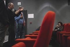 Ross Lipman 021 (Cinemazero) Tags: pordenone cinemazero rosslipman film notfilm busterkeaton samuelbeckett documentario