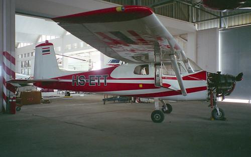 HS-ETT-01 Cessna 150B Hua Hin Nov95
