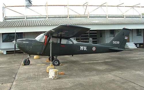 Cessna T-41B 5039-2 28Jul05 Chiang Mai (Russell Carter)