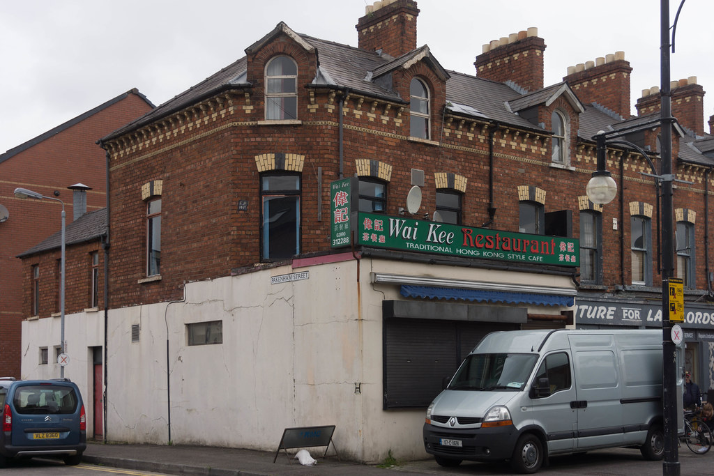 BELFAST CITY MAY 2015 [WAI KEE CHINESE RESTAURANT] REF-106425