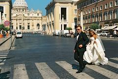 AB170615002399-6.jpg (zztop38) Tags: wedding rome groom bride canonae1program ektar100 canonfd5012l