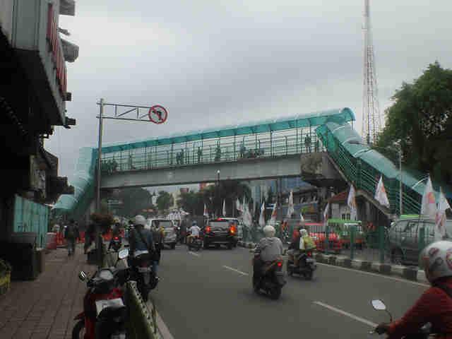 jembatan penyeberangan Kapten Muslihat