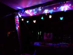 Paradise by the awning lights (Dave* Seven One) Tags: family camping camp vacation beach gulfofmexico fun lights gulf florida fl campground pcb camper redwhiteandblue starsandstripes panamacitybeach traveltrailer oldglory standrewsstpark samsunggalaxys4 pcb2015 mickeymouselights