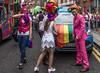 DUBLIN 2015 GAY PRIDE FESTIVAL [BEFORE THE ACTUAL PARADE] REF-106245