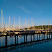 Boats in Eagle Harbor