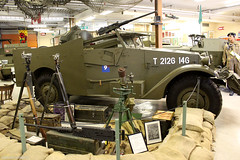 M3A1 White Scout Car (HistoricAir) Tags: canada museum army bc scout chilliwack m3a1 historicair canadianmilitaryeducationcentre