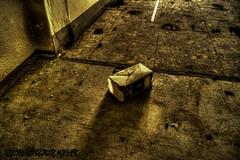 Emergency exit (SR Photography 92) Tags: history abandoned germany lost deutschland place alt decay v silence aged desolate hdr verlassen urbex vergangenheit zerstört verfall marode asylantenheim aufgegeben abgewirtschaftet srphotography