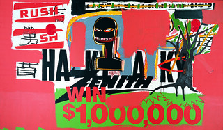 Basquiat WIN $1,000,000