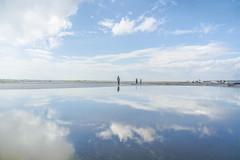Reflection (Ziaus Shams) Tags: sea sky beach bangladesh bazar coxs reslection
