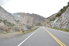 On Tioga Road. (Azariel01) Tags: california road park usa mountain montagne altitude falls route national yosemite cascades nationalparc 2015 tiogaroad