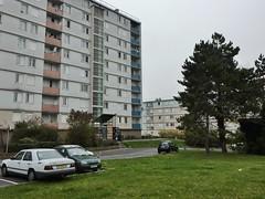 Argenteuil : Joliot-Curie (Noobax) Tags: cit hlm argenteuil quartier grandensemble orgemont joliotcurie valdargent