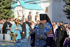 67. The blessing of water on the day of the Svyatogorsk icon of the Mother of God / Водосвятный молебен в день празднования Святогорской иконы Божией Матери