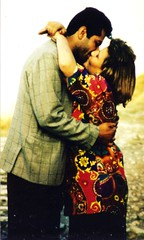 Lake Van, Turkey - Foreign Relations / Blanket on the Ground (ramalama_22) Tags: turkey lake van fortress kurdish georgian love birds couple kiss embrace former soviet union friendly fierce blanket ground remote corner steel foreign relations privacy