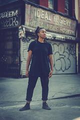 DSC08803.jpg (zenopox) Tags: street nyc newyorkcity portrait ny newyork model manhattan lowereastside streetportrait transgender actor a7ii streetportraiture zenogill lovebanks