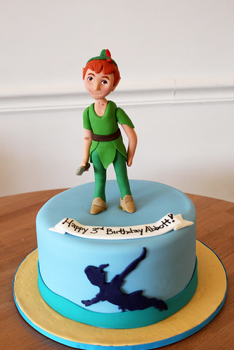 Peter Pan Birthday Custom
