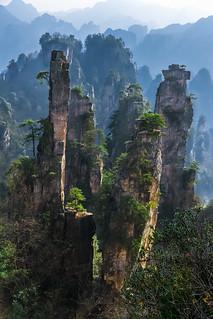 Zhangjiajie - China