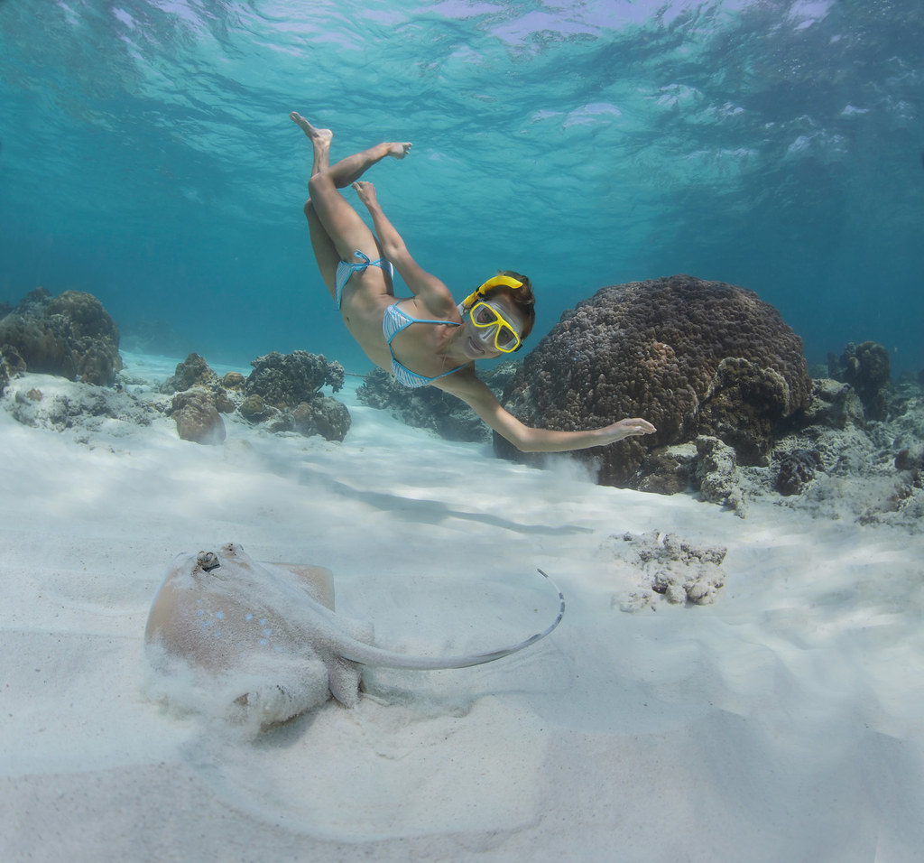 The World's Best Photos of girl and snorkeling - Flickr ...